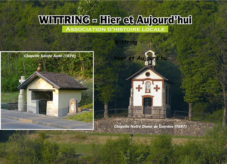 Carte postale les deux chapelles
